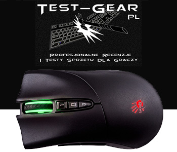 TEST-GEAR testuje mysz Bloody P30 PRP